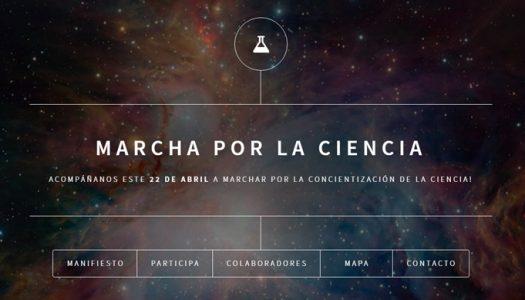 Marcha Mundial por la Ciencia