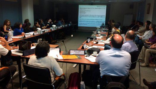 Exitosa reunión de la Red Chilena de Polinización
