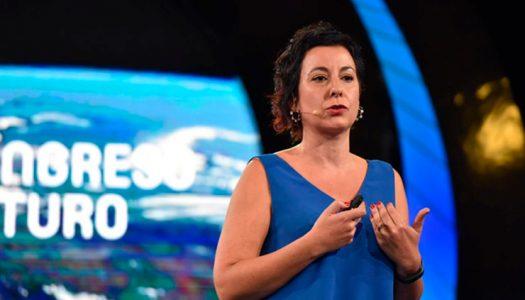 Destacada participación de la Dra. Olga Barbosa en la séptima versión del Congreso del Futuro