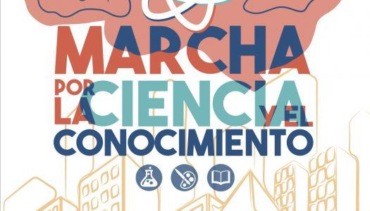 Segunda Marcha por la Ciencia y el Conocimiento