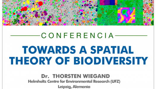 "Conferencia ""Towards a spatial theory of Biodiversity"""