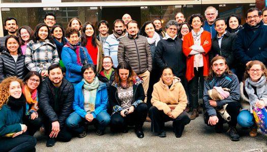 II Reunión Red Chilena de Polinización