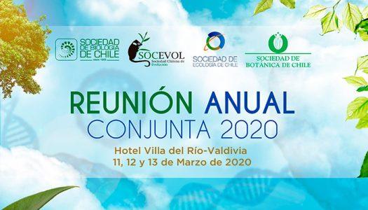 Comunicado N°10 Reunión Anual Conjunta Marzo 2020