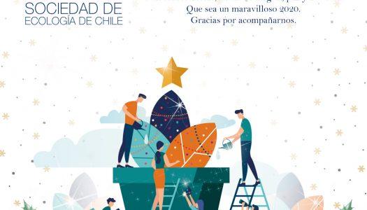 ¡Felices Fiestas! Les desea la SOCECOL