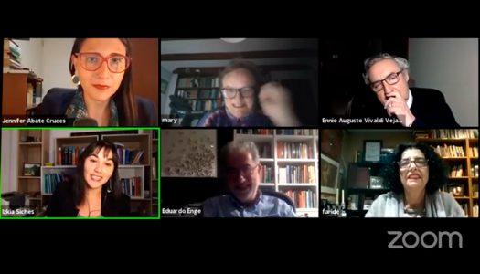 U. de Chile organizó debate sobre el rol del Estado y la transparencia de datos en pandemia