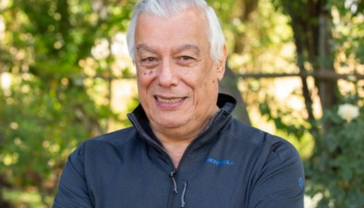 Juan Armesto, Ecólogo y Presidente de la Fundación Senda Darwin fue elegido miembro correspondiente de la Academia Chilena de Ciencias