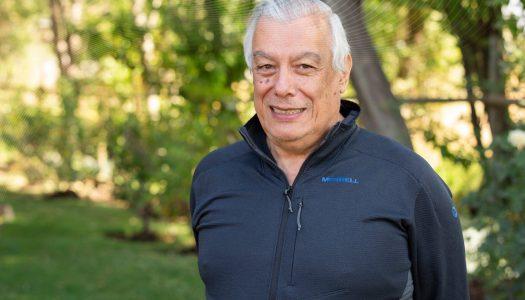 Ecólogo chileno recibe destacado premio internacional