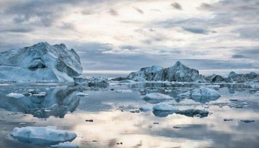 Cambio climático: virus desconocidos del Ártico y desechos nucleares